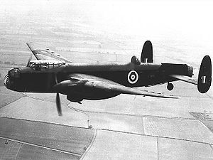 Warbird picture - Avro Manchester
