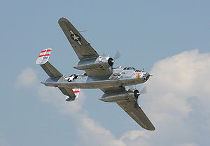 Airplane Pictures - North American B-25 Mitchell