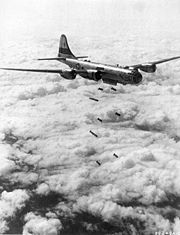 Airplane Pictures - 19th Bomb Group B-29 in action in Korea, August 1951