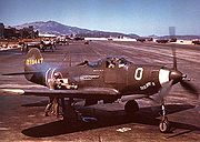 P-39Q-1BE 42-19447 Saga Boy II Lt. Col. Edwin S. Chickering, CO 357th Fighter Group, July 1943
