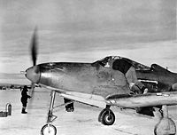 P-39L-1BE 44-4673 Lend-Lease to USSR