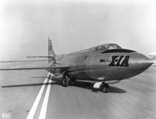 Airplane Picture - X-1A.