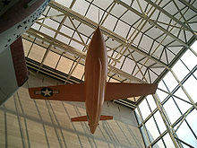 Airplane Picture - X-1 at the Smithsonian