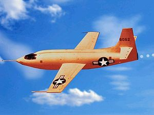 Airplane Picture - X-1 #46-062, nicknamed