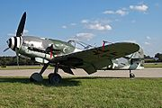Airplane Pictures - Bf 109G-10