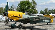 Airplane Pictures - Bf 109E-4