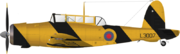 Warbird picture - Skua L3007 in target tug markings, 1941