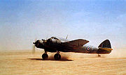 Bristol Beaufighter Mk 1 in No. 252 Squadron, North Africa