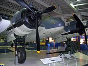 Bristol Beaufighter, RAF Hendon
