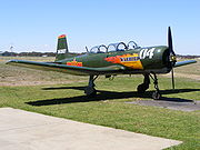 Airplane Pictures - CJ-6 trainer now used for Adventure Flights
