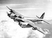 Airplane Pictures - Mosquito B XVI of 571 Squadron, 1944
