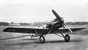 Warbird picture, airplane picture - de Havilland DH.77