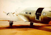 Airplane picture - AC-47 at Nha Trang Air Base in South Vietnam