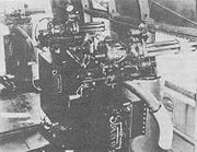 Warbird picture - MXU-470/A Minigun modules in an AC-47