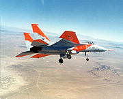Airplane picture - McDonnell Douglas F-15A (S/N 71-0280) first flight.