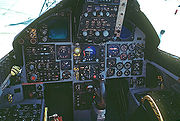 Airplane picture - F-15A cockpit