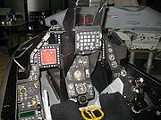 Airplane Pictures - F-16 Ground Trainer Cockpit (F-16 MLU Version)