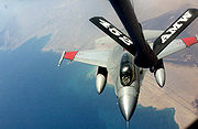 Airplane Pictures - An Egyptian Air Force F-16D Block 40