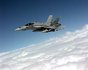 Airplane Pictures - Spanish EF-18