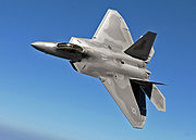 Airplane Pictures - An F-22 of the 27th Fighter Squadron