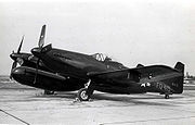 Airplane Pictures - North American F-82F Twin Mustang night fighter Serial 46-415