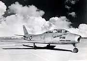 Airplane Pictures - TF-86F