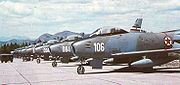 Airplane Pictures - F-86Es of SFR Yugoslav Air Force (JRViPVO)