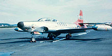 Airplane Picture - F-94A of the 449 FIS