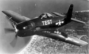 Airplane Pictures - F8F Bearcat