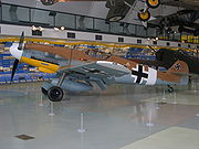 Airplane Pictures - Messerschmitt Bf 109G-2-Trop Black 6