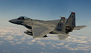 Airplane Pictures - McDonnell Douglas F-15 Eagle
