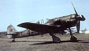 Airplane Pictures - Focke-Wulf Fw 190D-9 fighter-bomber