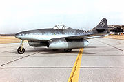 Airplane Pictures - Messerschmitt Me 262A at the National Museum of the United States Air Force
