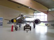 Warbird picture - Gloster Meteor F 8