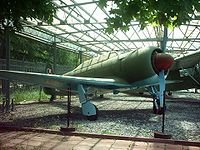 Airplane Picture - Preserved Yak-11 of Polish Air Force