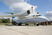Airplane Picture - Antonov Airlines An-74 at Gostomel Airport (Antonov airport)
