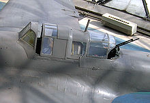 Airplane Picture - Il-2M cockpit. Museum of Aviation in Belgrade, Serbia