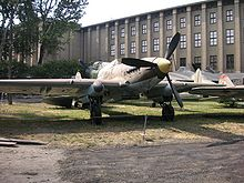 Airplane Picture - Il-2 in Warsaw Military Museum