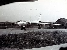 Airplane Picture - Iraqi Tu-16