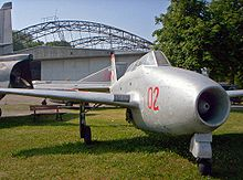 Airplane Picture - Yak-17UTI in the Polish Aviation Museum