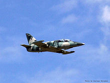 Airplane Picture - Royal Thai Air Force L-39ZA/ART in flight during SAREX 2007 at Wing41 Chiang Mai