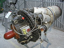 Airplane Picture - Motorlet M701 turbojet engine