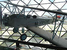 Airplane Picture - Polikarpov Po-2 with Yugoslav markings, Museum of Aviation in Belgrade, Serbia