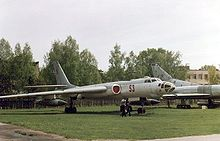 Airplane Picture - Tu-16K-26 or Tu-16KSR-2-11-16, with KSR-5 missiles under wings