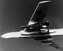 Airplane Picture - Tu-16 Badger G with KSR-5 missile