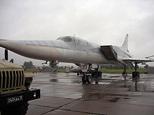 Airplane Picture - Tu-22M3 in 2004 at Monino near Moscow