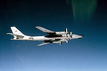 Airplane Picture - Tu-95RTs