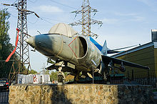 Airplane Picture - Yak-38 (cn 0201) at Museum of Technics, Moscow Region