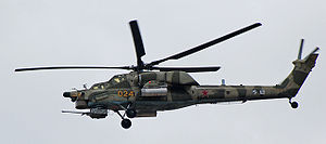 Warbird Picture - Mil Mi-28N in flight