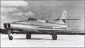 Warbird Picture - Ilyushin Il-40P, the second prototype